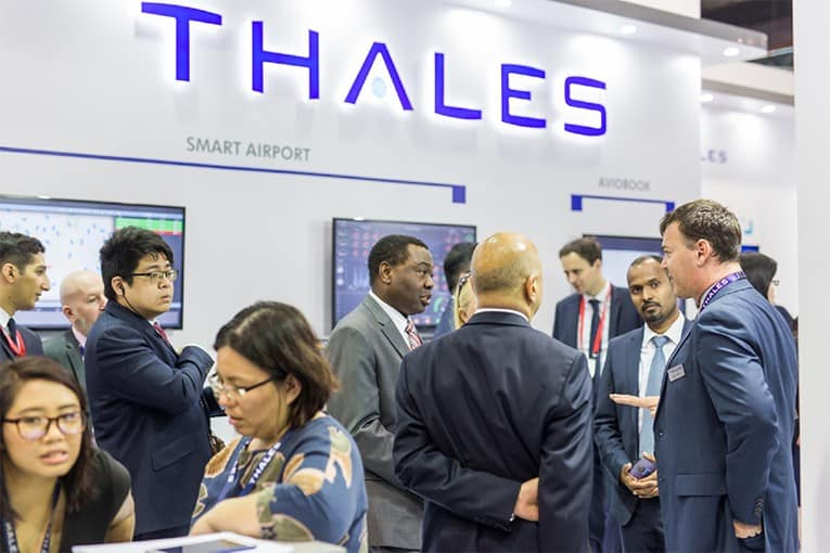 Thales: pushing technology into the future