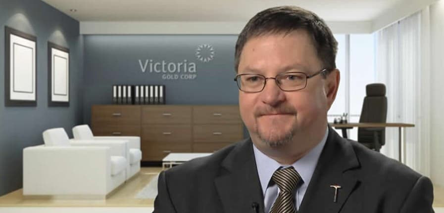 John McConnell - CEO Victoria-Gold-featured-images