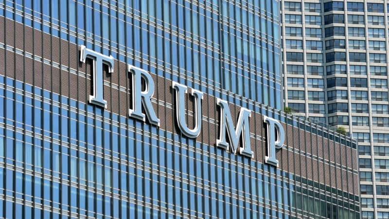 Editorial Image donald-trump_Executive_America
