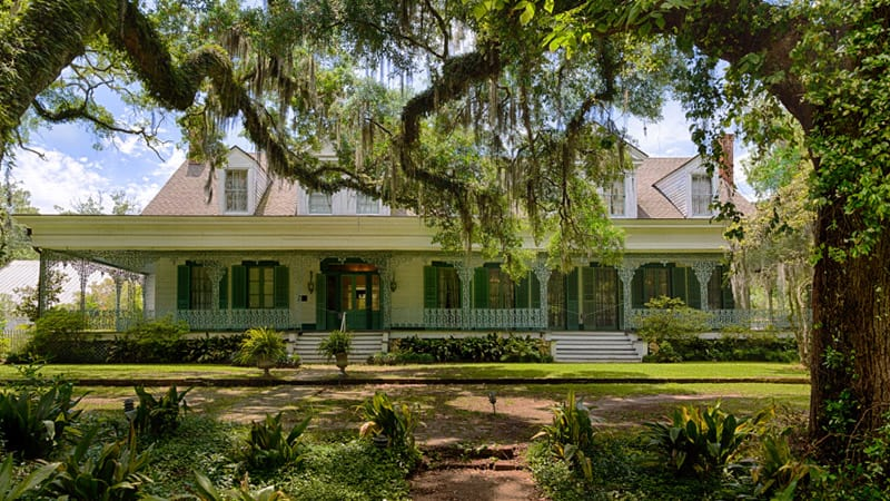 Feature - Myrtles Plantation Louisiana